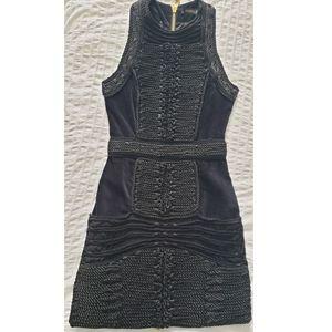 Balmain X H&M Velvet Rope Dress